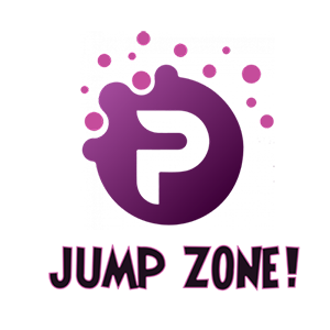 Pump It Up's Jump Zone Logo